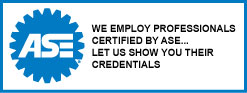 At ProTech Automotive We Employ Technicians Certified by ASE...  Let us Show You Their Credentials.